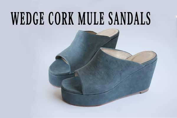 Wedge-Cork-Mule-Sandals