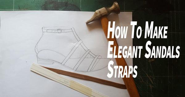 Shoemaker hammer on shoe design