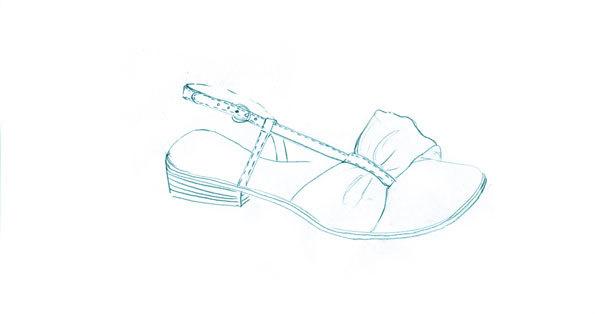 sandals design
