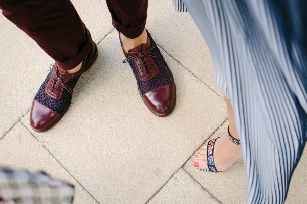Elegant comfort shoes