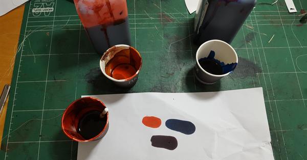 patina colors