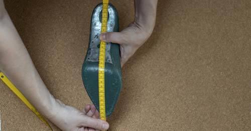 measuring-shoe-last-langht