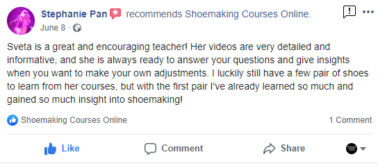 Stephanie student review