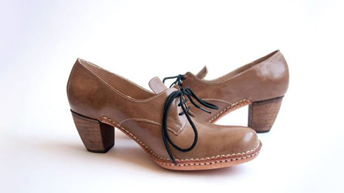 Bespoke-handsewn-derby-shoes