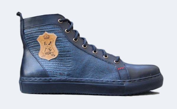 Sneakers Bane shoemaker made