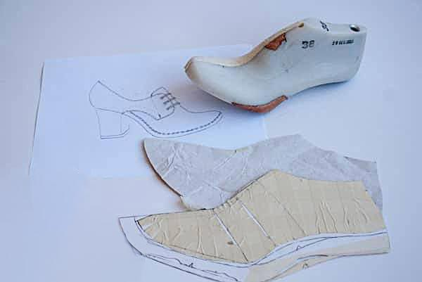 First-Basic-Shoe Pattern